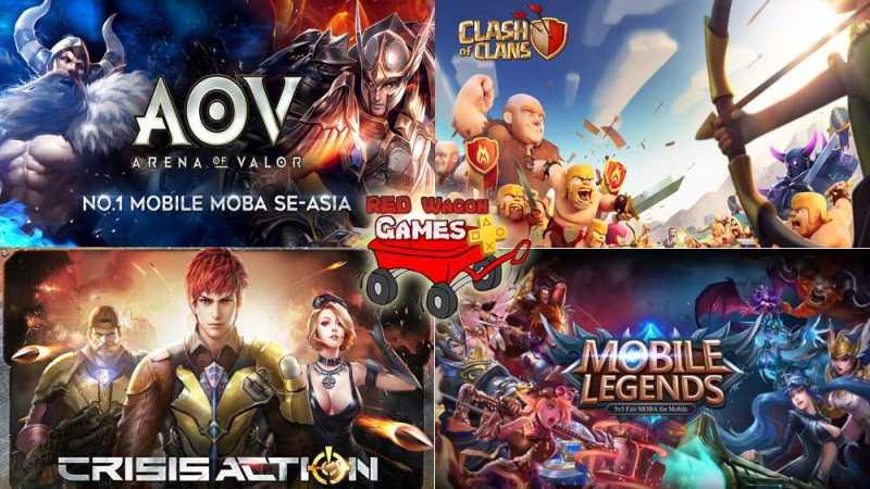10 Game Online Populer 2019