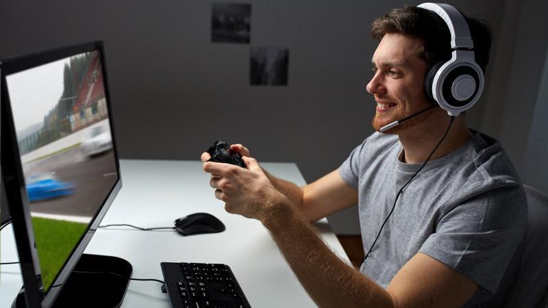 Anda Bisa Menjadi Gamer Pro di Video Game